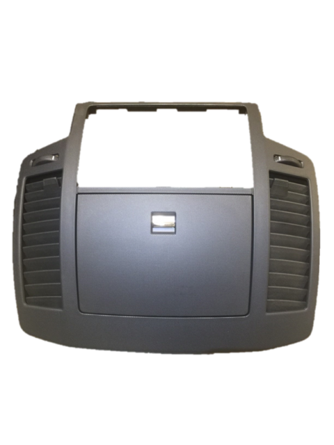 2005 2006    Nissan Altima Black Ac   Dash Bezel Radio Storage Cubby For Sale Online
