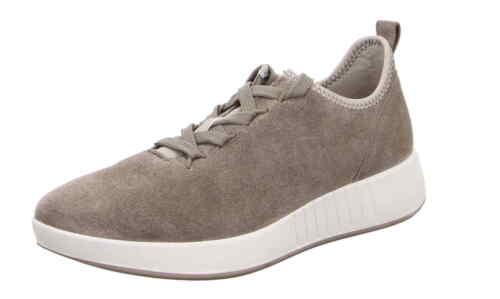 Legero Sneaker essence Flint Vert Chaussure Nubuk CUIR PANTOUFLES A LACETS 00924 76