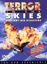 Terror in the Skies I - Military Air Disasters (DVD, 2000)
