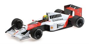 1 18 McLaren Honda MP4-5 Senna 1989 1 18 • Minichamps 540891801