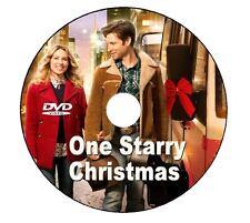 ONE STARRY CHRISTMAS 2014 DVD HALLMARK MOVIE No Case/Art-DiscOnly