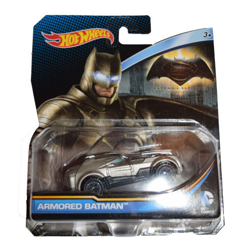 Hotwheels DC Comics Single Vehicle - Freeze Joker Two-face Mr Freeze - Aquaman Batman 9f689d