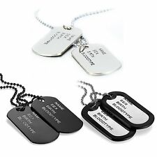 mens army dad chain dhl remember my pendant military necklace to product horseshoe wholesale always boys son silver family dog tag from