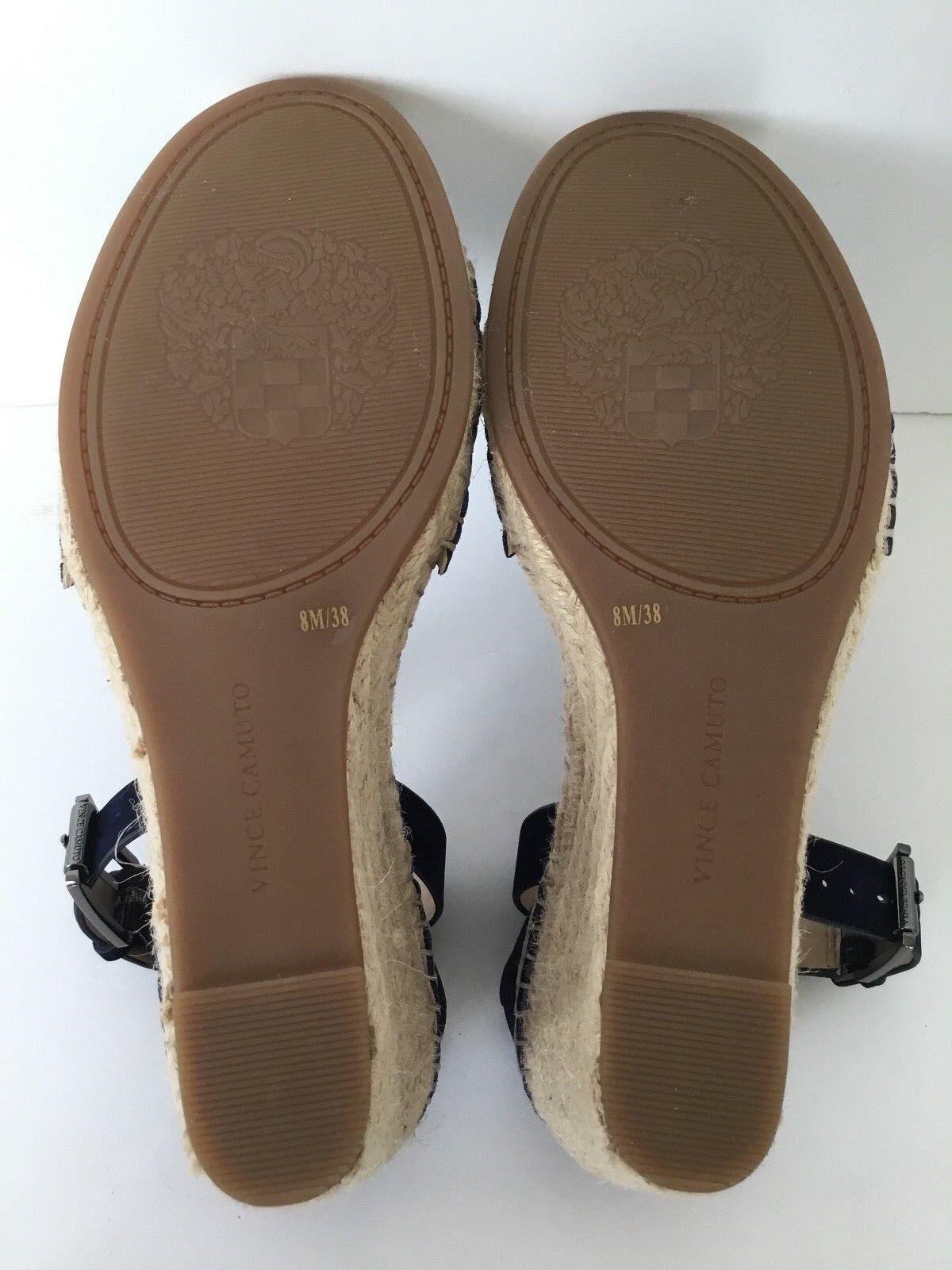 Vince Camuto Espadrille Wedge Sandales 8 Größe 8 Sandales 4b16b9