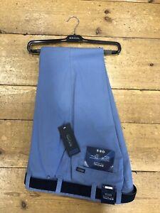 fumée Pantalon Nouveau Printemps 32 Summer B 36 Bleu 19 en Venice coton stretch Bruhl® 8P8rFgq