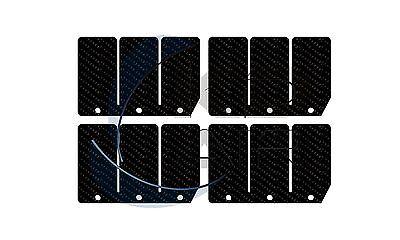 Carbon Membrane Reeds Passend Für Yamaha Tz 250