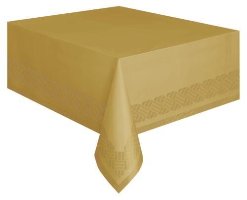 Papel Rectangular oblongo tablecovers Mantel Fiesta Vajilla Decoraciones aquí