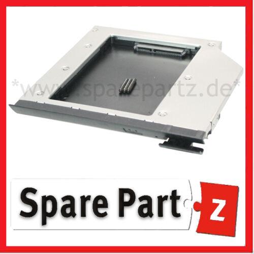 ULTRA Slim i//Bay modulo dischi rigidi quadro seconda HDD Dell Latitude e6420 e6430