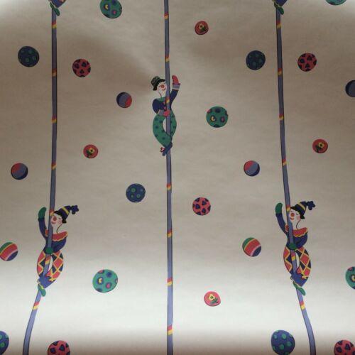 Laura Ashley Vintage Wallpaper Circus