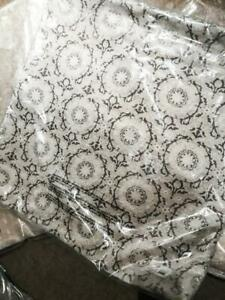 Pottery Barn Tovio Pillow Cover Charcoal Gray 22x22