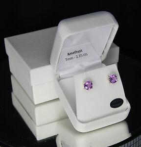 Amethyst-7mm-Round-2-25-ct-Earrings-Sterling-Silver