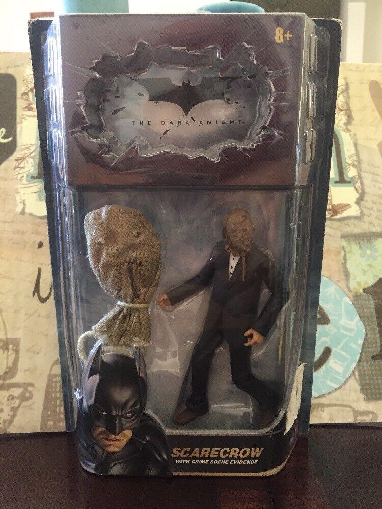 Batman - film  dark knight exklusives deluxe actionfigur vogelscheuche mit