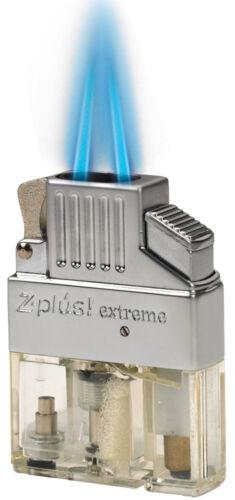 Z-Plus 2.0 Extreme Zwilling Torch Flamme Butan Zigarettenanzünder Nachfüllbar