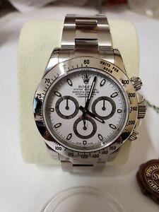 Details about Rolex Daytona 116520 Wrist Watch for Men