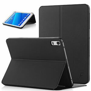 finest selection a0195 4a429 Details about Forefront Cases® Lenovo Tab 4 8 Plus Clam Shell Smart Case  Cover Sleeve Folio