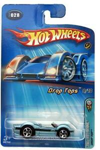 Image Is Loading 2005 Hot Wheels 028 Drop Tops First Editions