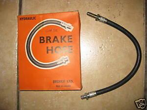 REAR BRAKE HOSE - FITS: SUNBEAM RAPIER FASTBACK & H120 & HILLMAN HUNTER & HUMBER