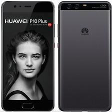 Huawei P10 Plus VKY-L09 128 GB Graphite Black Schwarz 6 GB RAM NEU OVP