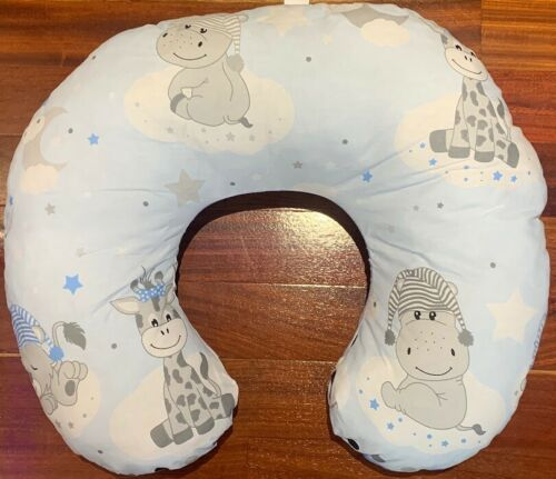 BABY BREAST FEEDING PILLOW NEWBORN PREGNANCY NURSING MATERNITY COTTON