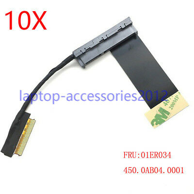 HDD Cable Connector for Lenovo T580 P51S P52S Compatible 450.0AB04.0001