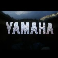 2x Aufkleber Sticker Yamaha vintage #0586