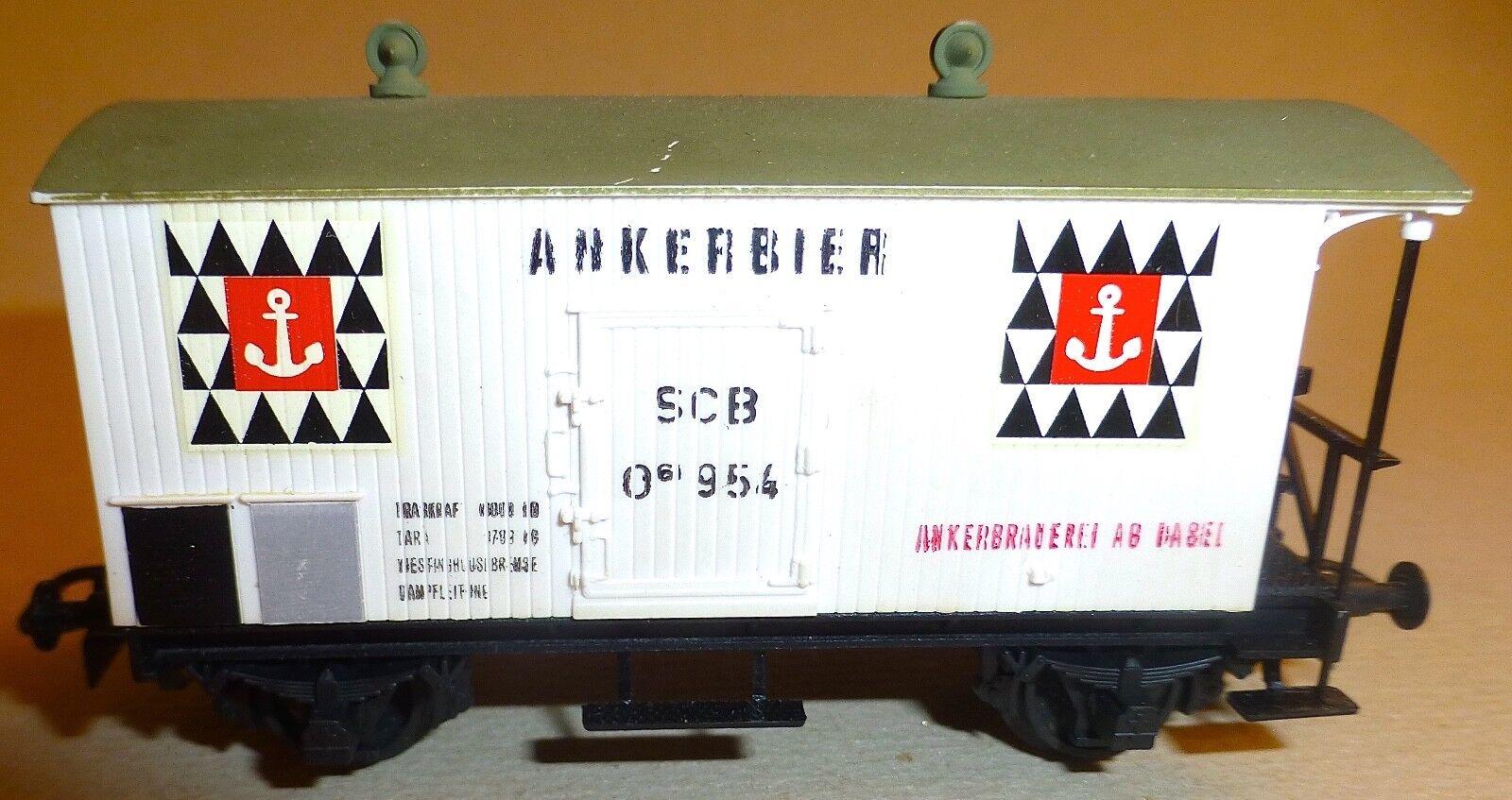 Ankerbier Svizzera Svizzera Svizzera Central Ferrovia Scb 06 954 P Ruco Switzerland H0 1 87 HE3 Å ab6bb8