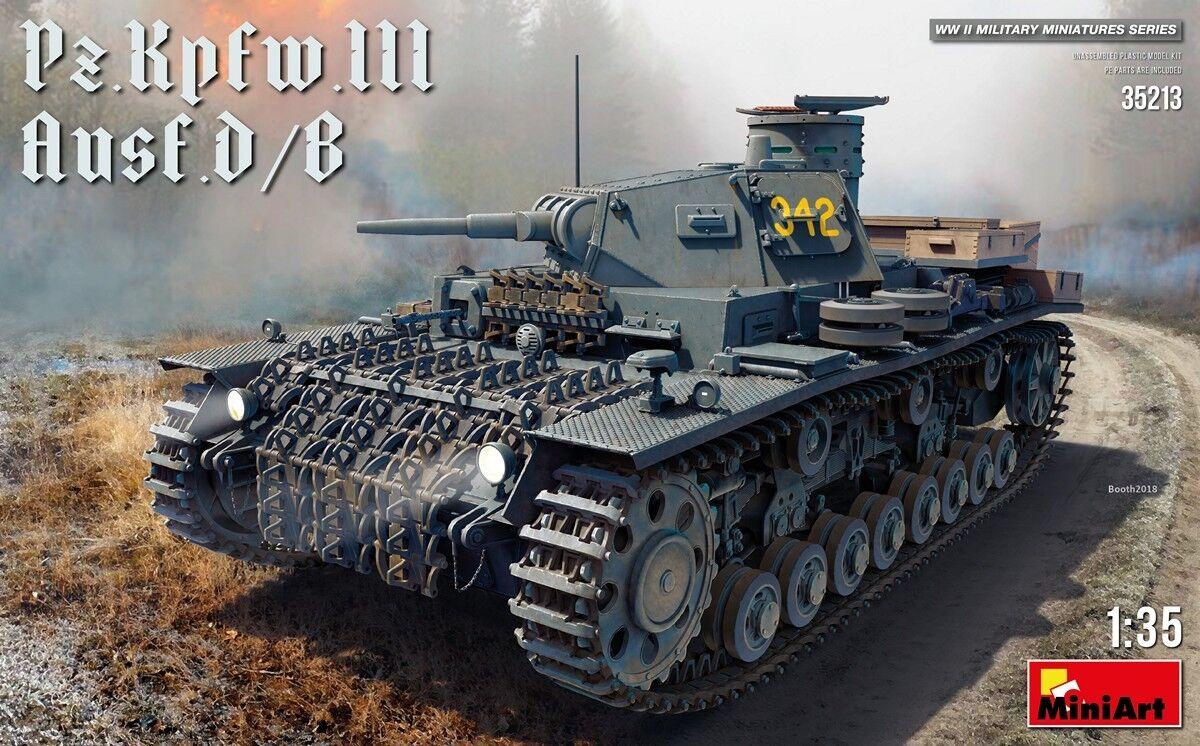 Miniart 1 35 Pz.Kpfw.III Ausf.D B