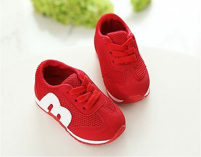 New Children Shoes Kids Sneakers Boys Girls Trainers UK size 6,7,9,10 Lace up