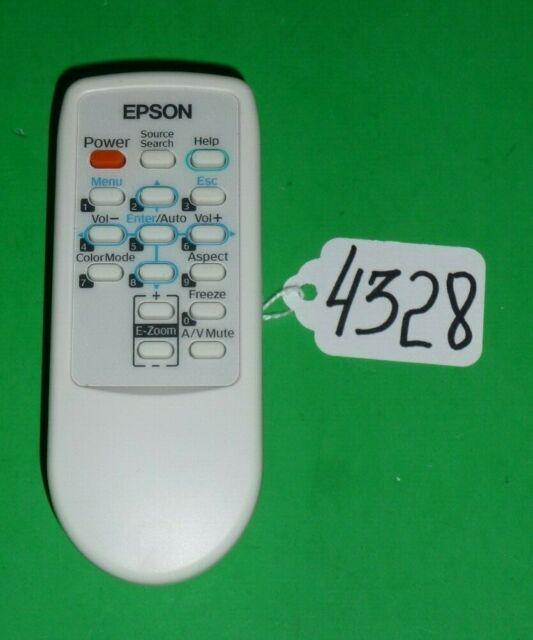 EPSON Projector Remote Controller 145664100  V11H255020 V11H303020 V11H304020