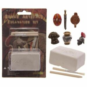 Roman-Artefact-Dig-It-Out-Kit-Christmas-Gift-Present-Stocking-Filler