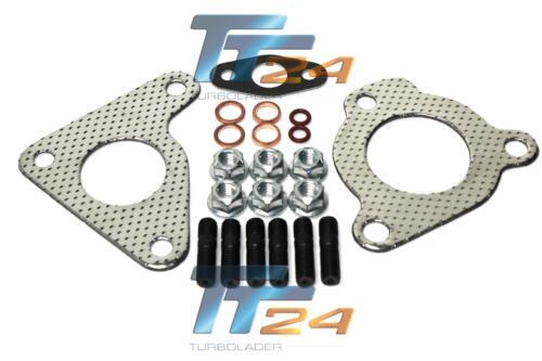 Montagesatz Turbo # RENAULT NISSAN # 1.9dCi Di-D 77kW 85kW 88kW # F9Q 708639-11