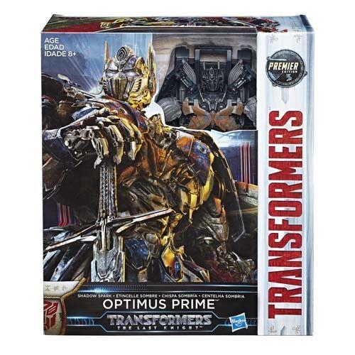 Hasbro Transformers 5 Reader Optimus Prime Asia Action Figures