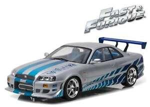 Greenlight-19029-nissan-skyline-gt-r-modele-R34-voiture-2-fast-amp-2-furious-2003-1-18