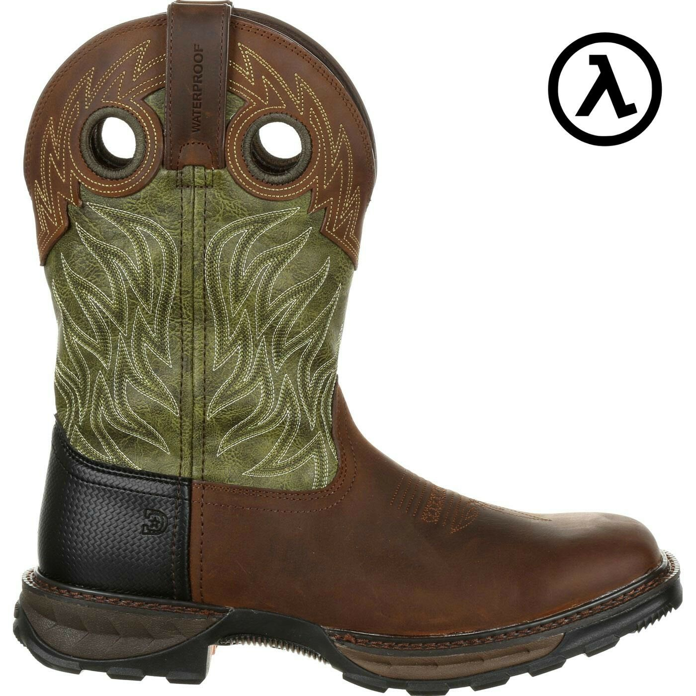 DURANGO MAVERICK XP WATERPROOF PULL-ON WESTERN WORK WORK WORK BOOTS DDB0177 * ALL SIZES c1d2d7
