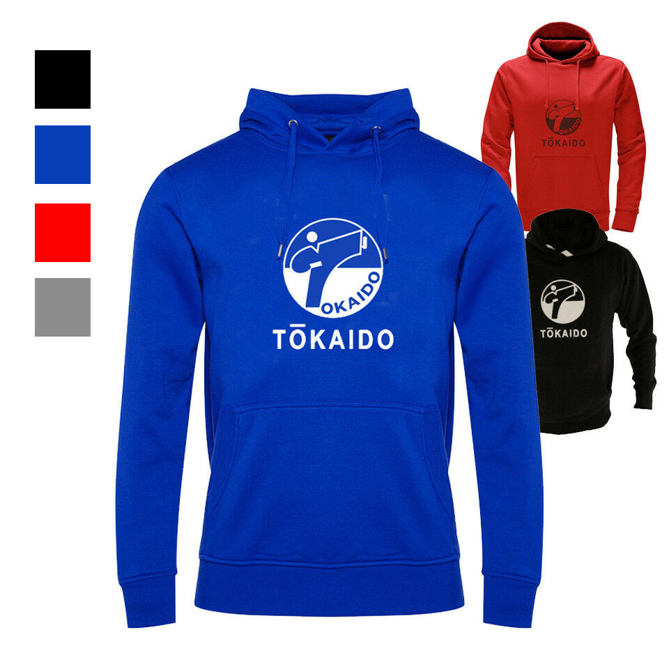 Tokaido  Martial Arts Karate Pul r Hoodie  free shipping on all orders