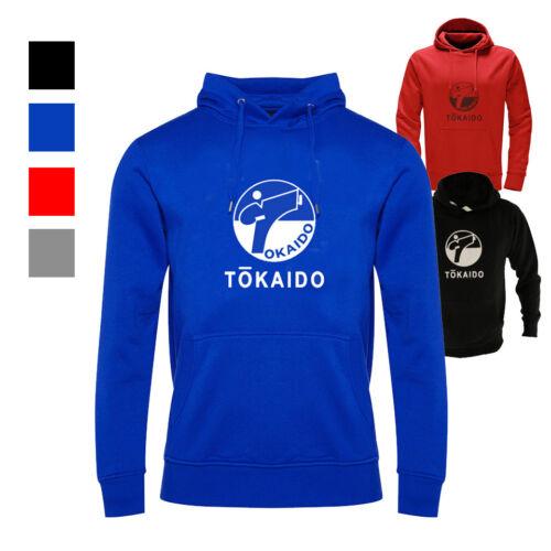Tokaido Martial Arts Karate Pullover Hoodie