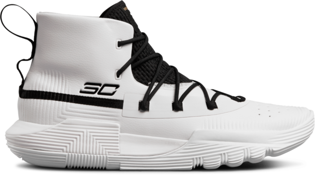 best sneakers 44e03 2af02 Under Armour Men's SC 3zer0 II Basketball Shoe White/black 11 D(m) US