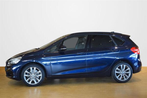 BMW 218d 2,0 Active Tourer Sport Line aut. - billede 1