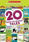 20 Back -to-school Tales Scholastic Storybook DVD