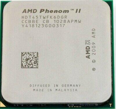 AMD Phenom II X6-1045T 2.7GHz AM3 6M Cach 95W CPU Processor