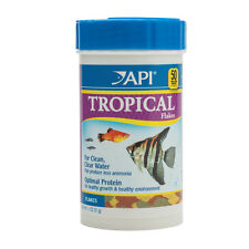 API Tropical Flakes 31g Nutrition Fish Food