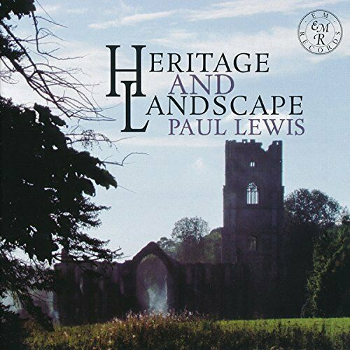 Paul Lewis - Heritage and Landscape [CD]