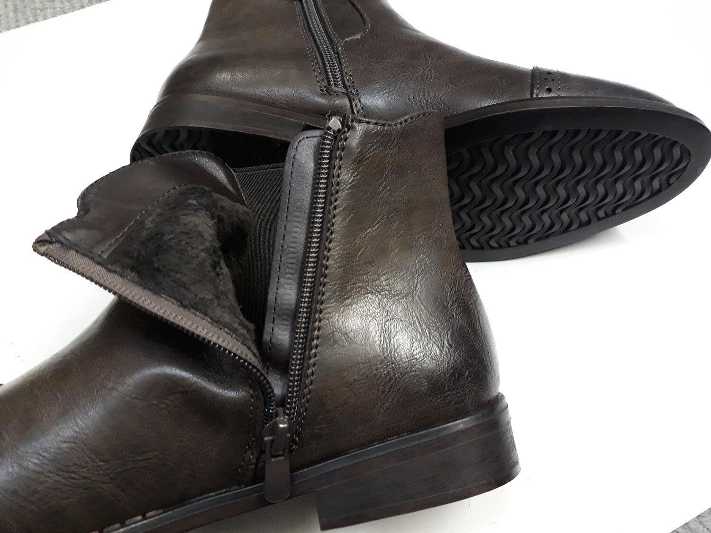 Rieker Rieker Rieker Stiefeletten Ankle Chelsea Stiefel Dunkelbraun Braun Damen Schuhe 191408 6ef26d