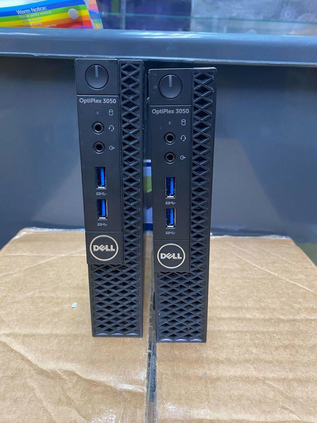 DELL Optiplex 3050 Micro Intel Core i3-7100T 8GB 500GB WIN10. Buy it now for 199.99