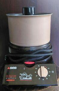 Saucier SEB - Vintage saucier électrique SEB