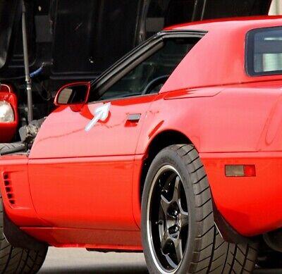 1984 thru 1996 Corvette Outer Door Seals NEW REPRO
