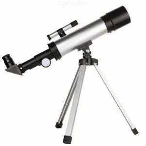 USA Astronomical Reflector Telescope Set w/ Tripod Finder Scope Monocular F36050
