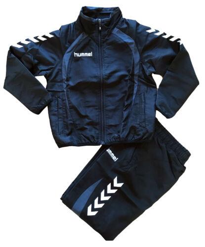 Hummel Trainingsanzug Jungen Mädchen Freizeitanzug Gr 116-176