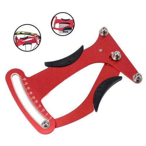 Fahrrad Speichenspannungmesser Tensiometer f Fahrradspeichen Reparatur Werkzeug