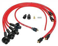 TAYLOR SPIRO 8MM RED IGNITION SPARK PLUG WIRES VW BUGGY BUG TRIKE THING GHIA